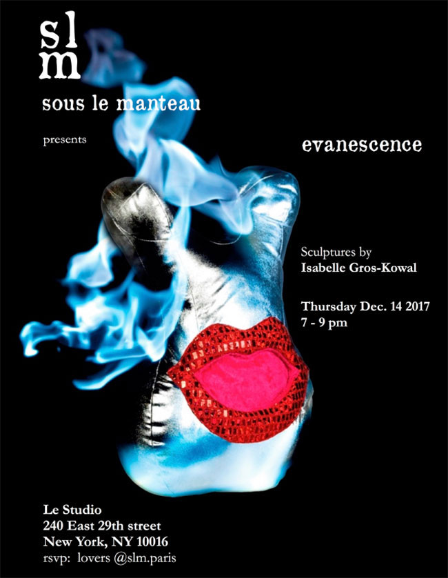 invitation slm evanescence